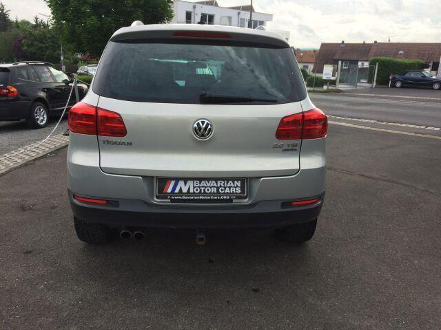 verkauft vw tiguan se 4motion us model gebraucht 2012 km in w rzburg. Black Bedroom Furniture Sets. Home Design Ideas