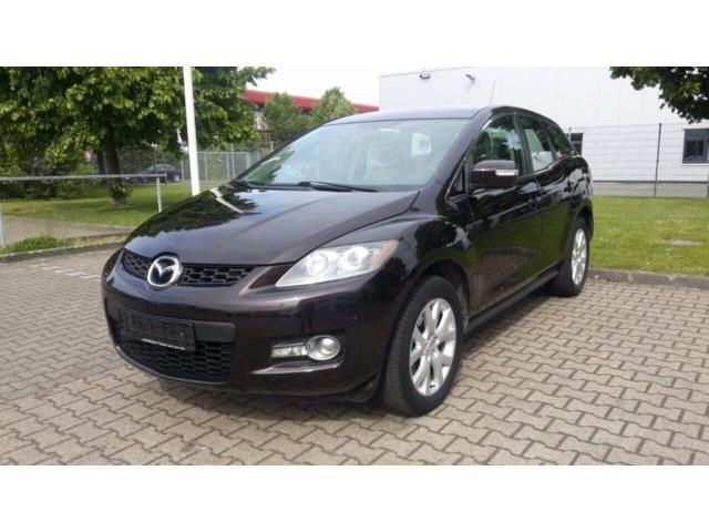 verkauft mazda cx 7 2 3 mzr gebraucht 2008 km in d sseldorf. Black Bedroom Furniture Sets. Home Design Ideas