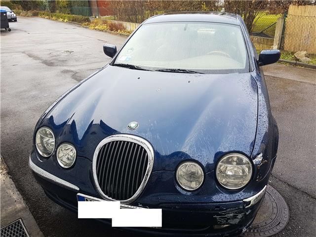 verkauft jaguar s-type 3.0 v6, leder, ., gebraucht 2001, 210.000 km