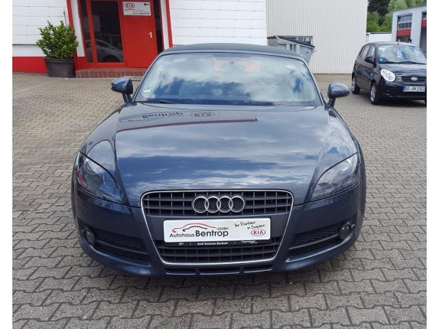 verkauft audi tt roadster 1 8 tfsi nav gebraucht 2010 km in bochum. Black Bedroom Furniture Sets. Home Design Ideas