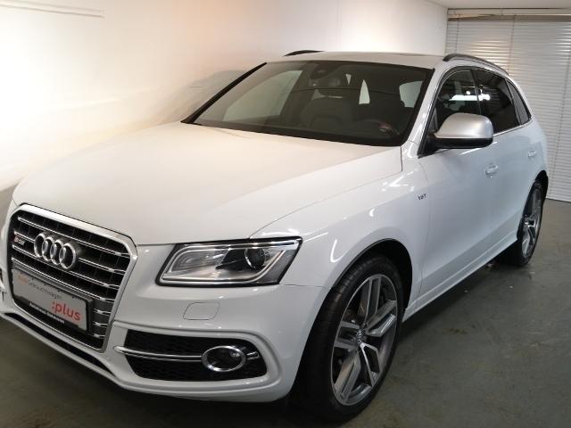 gebraucht Audi SQ5 3.0 TDI quattro AHK*Pano*PDC