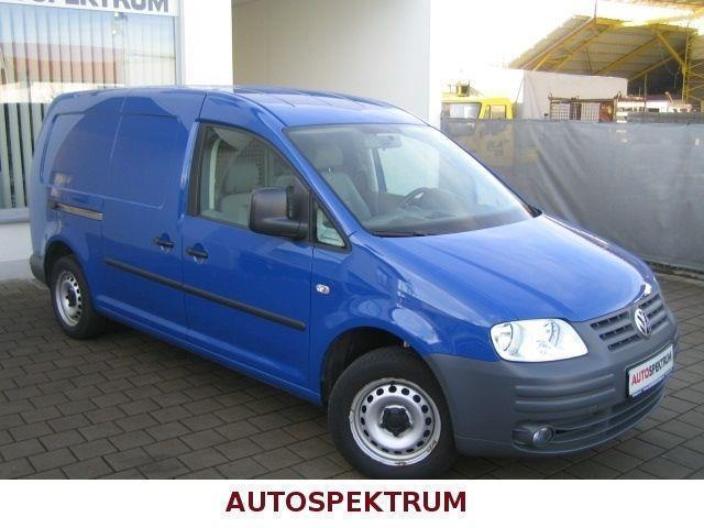 verkauft vw caddy maxi 1 9 tdi dpf aus gebraucht 2009. Black Bedroom Furniture Sets. Home Design Ideas