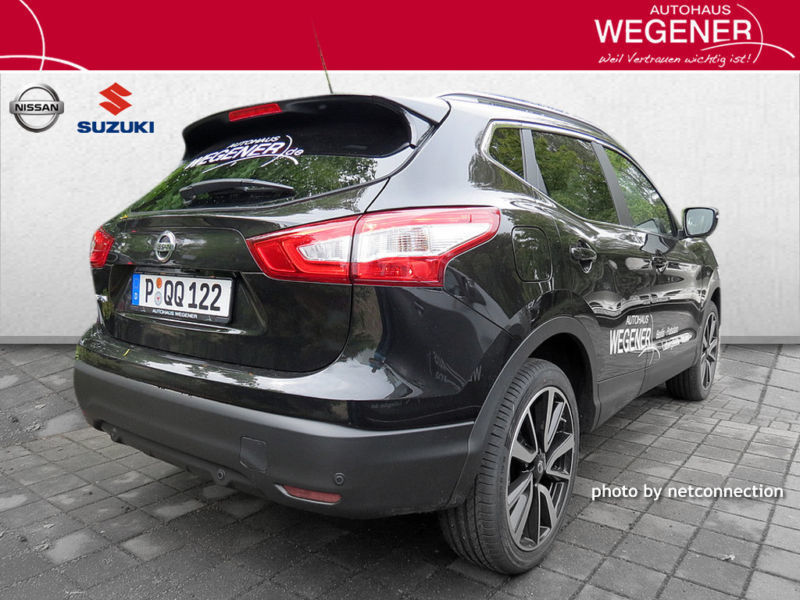 verkauft nissan qashqai 1 2 dig t tekn gebraucht 2016 km in potsdam. Black Bedroom Furniture Sets. Home Design Ideas