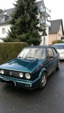 Verkauft Vw Golf Cabriolet Golf 1 Cabr Gebraucht 1994 258459 Km