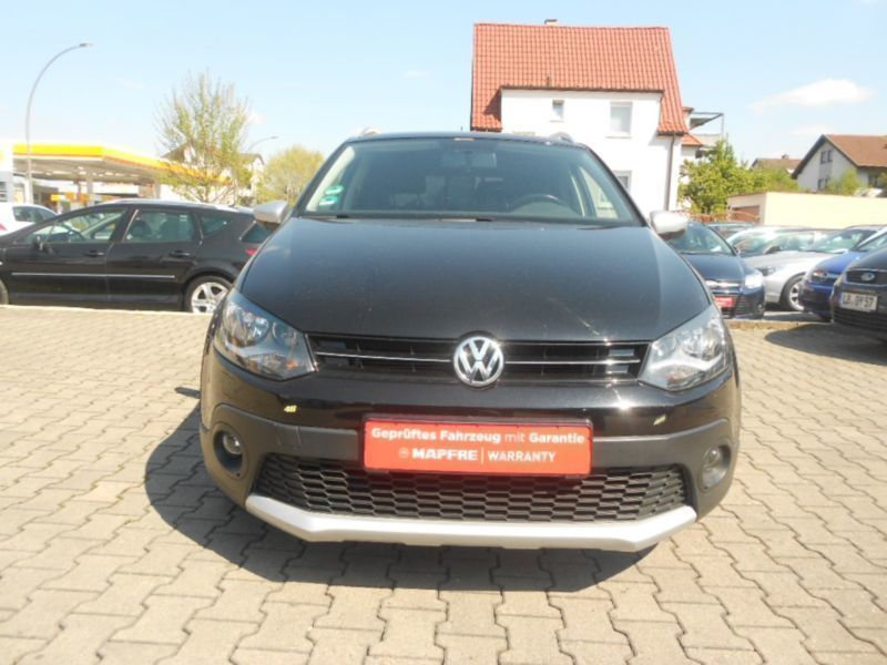 verkauft vw polo cross 1 6 tdi polo 1 gebraucht 2012 km in herborn. Black Bedroom Furniture Sets. Home Design Ideas