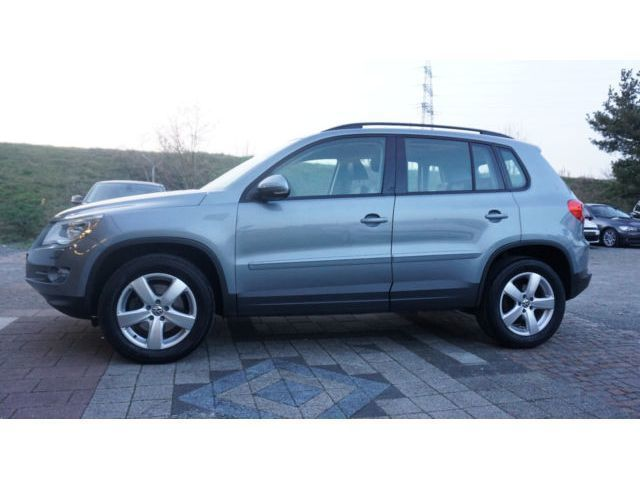 verkauft vw tiguan 2 0 tdi allrad auto gebraucht 2008 km in oftersheim. Black Bedroom Furniture Sets. Home Design Ideas