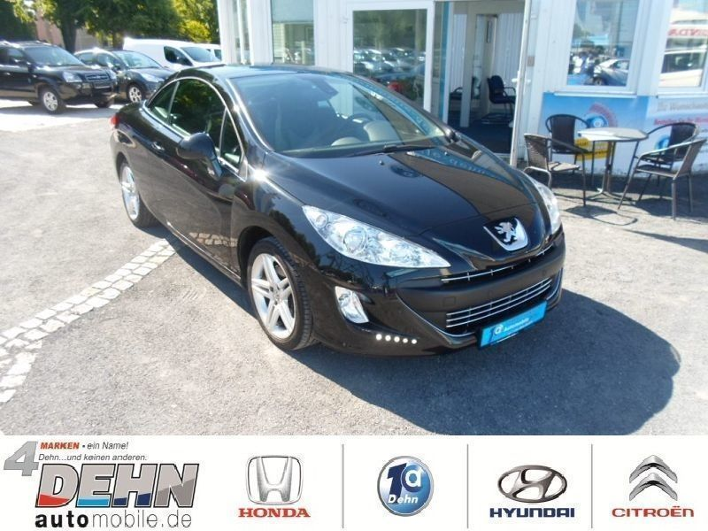 verkauft peugeot 308 cc hdi fap 140 pl gebraucht 2009 km in wiesbaden. Black Bedroom Furniture Sets. Home Design Ideas