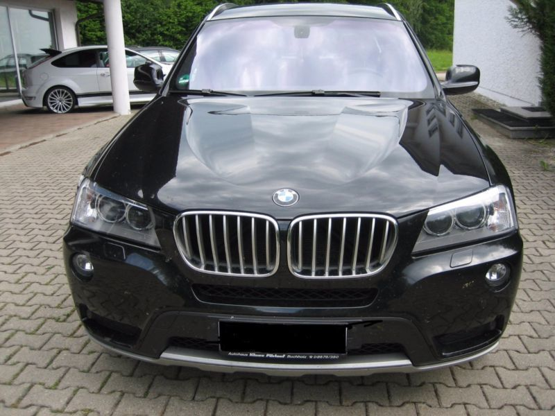verkauft bmw x3 xdrive30d aut gebraucht 2011 km. Black Bedroom Furniture Sets. Home Design Ideas