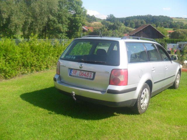 verkauft vw passat variant comfortline gebraucht 2005 km in rattiszell. Black Bedroom Furniture Sets. Home Design Ideas