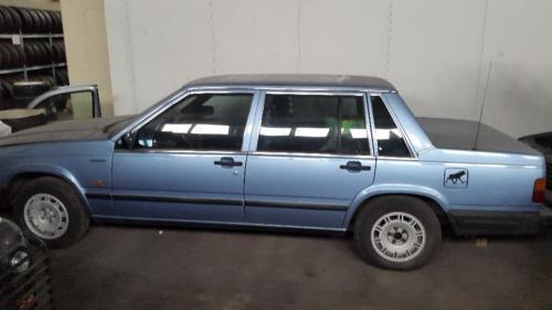 verkauft volvo 740 limousine gebraucht 1989 km in bad neustadt a d. Black Bedroom Furniture Sets. Home Design Ideas