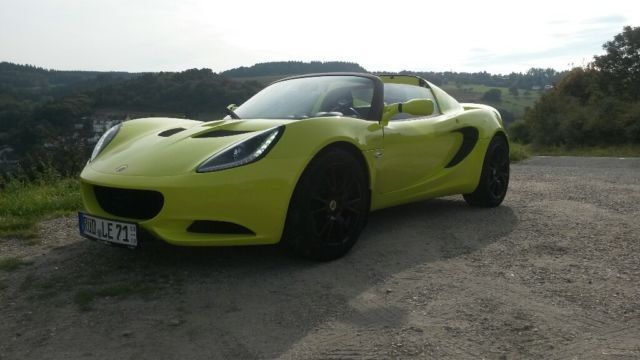 verkauft lotus elise sc facelift mk ii gebraucht 2008. Black Bedroom Furniture Sets. Home Design Ideas