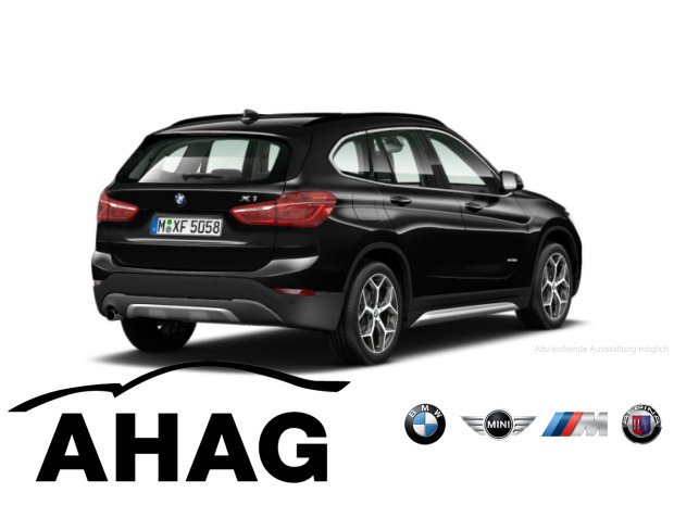 verkauft bmw x1 xdrive25d gebraucht 2016 3 km in weilheim. Black Bedroom Furniture Sets. Home Design Ideas