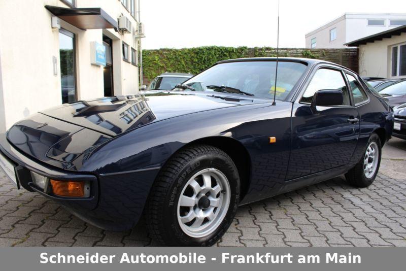 924 ? gebrauchte Porsche 924 kaufen ? 107 g?nstige Autos zum ...