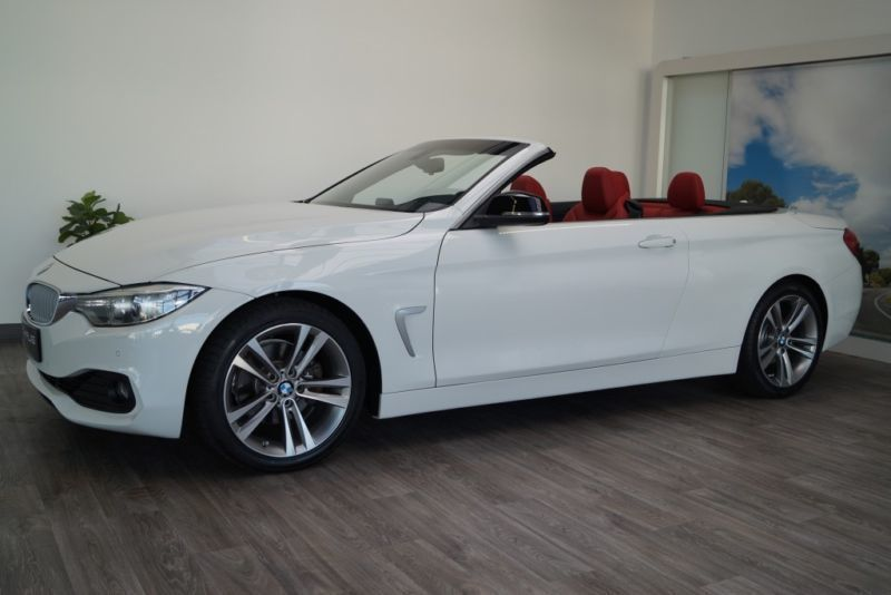 verkauft bmw 428 i cabrio gebraucht 2015 km in michelfeld. Black Bedroom Furniture Sets. Home Design Ideas