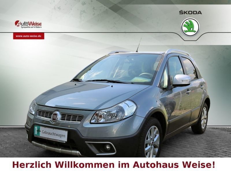 verkauft fiat sedici 1 6 16v 4x2 klima gebraucht 2013 km in neuensalz. Black Bedroom Furniture Sets. Home Design Ideas