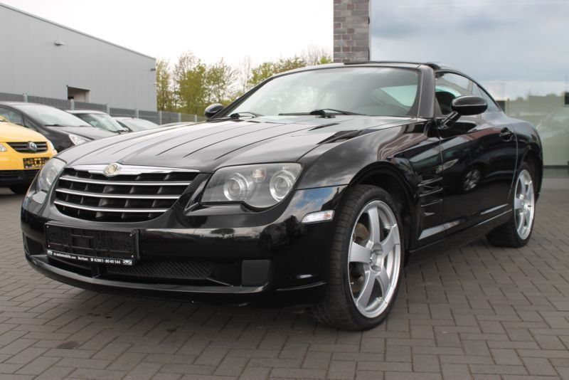 gebraucht srt 6 automatik vollausstatung chrysler crossfire 2005 km in essen. Black Bedroom Furniture Sets. Home Design Ideas