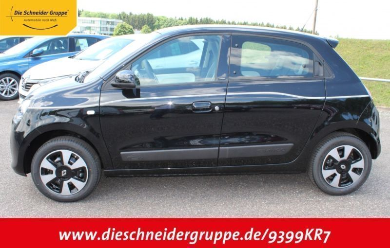 verkauft renault twingo limited sce 70 gebraucht 2017 10 km in oederan. Black Bedroom Furniture Sets. Home Design Ideas