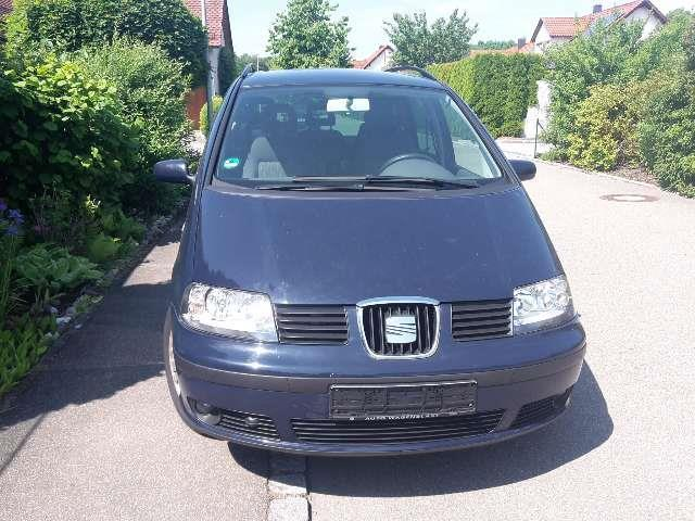 verkauft seat alhambra 1 9 tdi sport gebraucht 2005 km in sandkrug. Black Bedroom Furniture Sets. Home Design Ideas