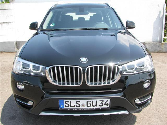 verkauft bmw x3 xdrive20d aut xline n gebraucht 2016 km in saarlouis. Black Bedroom Furniture Sets. Home Design Ideas