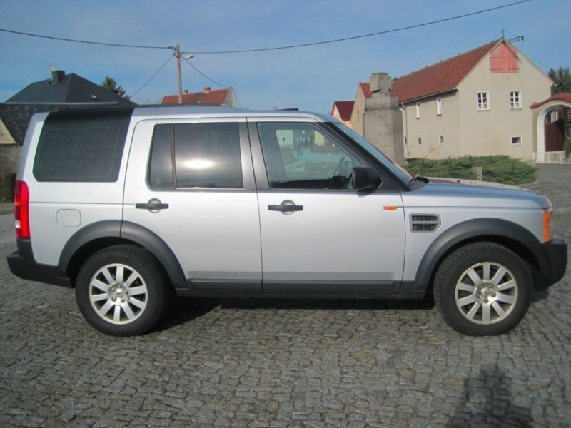 gebraucht v6 td hse land rover discovery 3 2007 km in bottrop kirchhellen. Black Bedroom Furniture Sets. Home Design Ideas