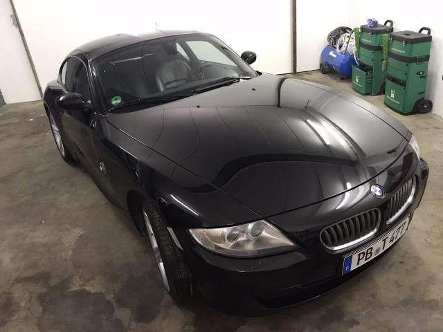 verkauft bmw z4 coupe gebraucht 2007 km in. Black Bedroom Furniture Sets. Home Design Ideas