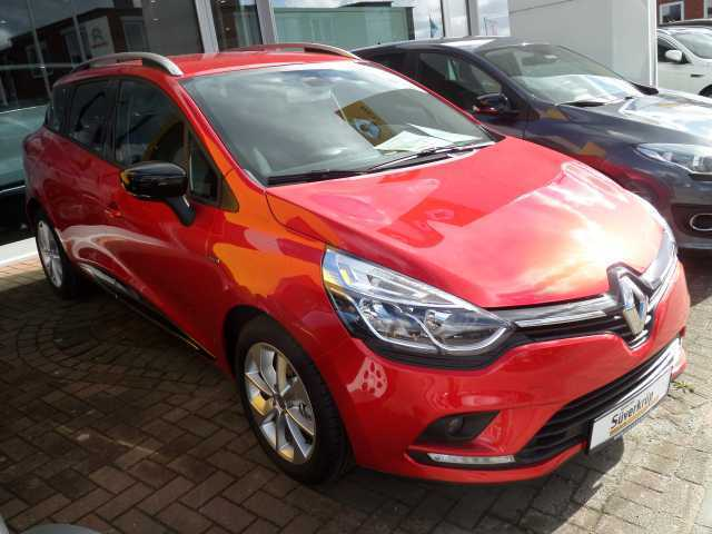 verkauft renault clio grandtour tce 90 gebraucht 2016 50 km in kiel. Black Bedroom Furniture Sets. Home Design Ideas