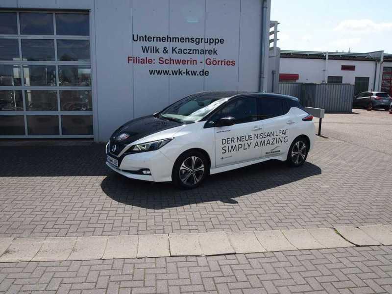 Nissan Leaf Gebraucht : nissan leaf n connecta moto ~ Aude.kayakingforconservation.com Haus und Dekorationen