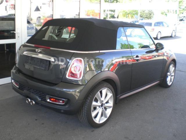 verkauft mini cooper sd cabriolet coop gebraucht 2014 km in starnberg. Black Bedroom Furniture Sets. Home Design Ideas