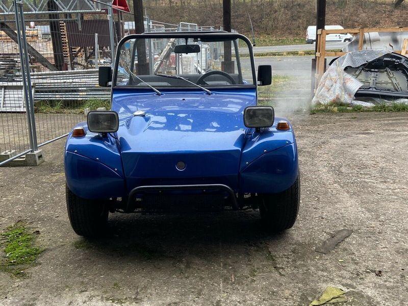 verkauft vw buggy apal mit verdeck und., gebraucht 1973