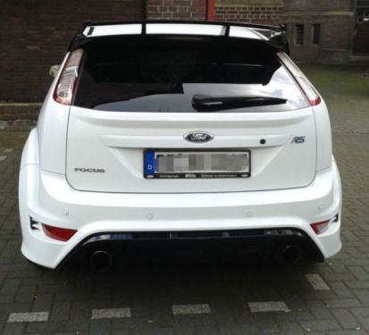 verkauft ford focus 2 5 rs navi xenon gebraucht 2009 km in datteln. Black Bedroom Furniture Sets. Home Design Ideas