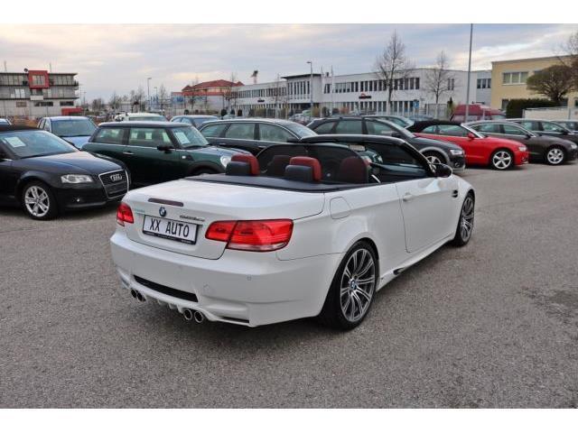 Verkauft Bmw M3 Cabriolet Hamann Ac Gebraucht 2008 154000 Km