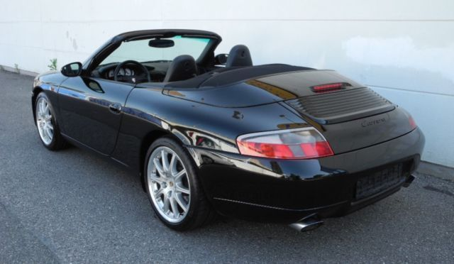 verkauft porsche 911 carrera cabriolet gebraucht 2001 km in sindelfingen. Black Bedroom Furniture Sets. Home Design Ideas