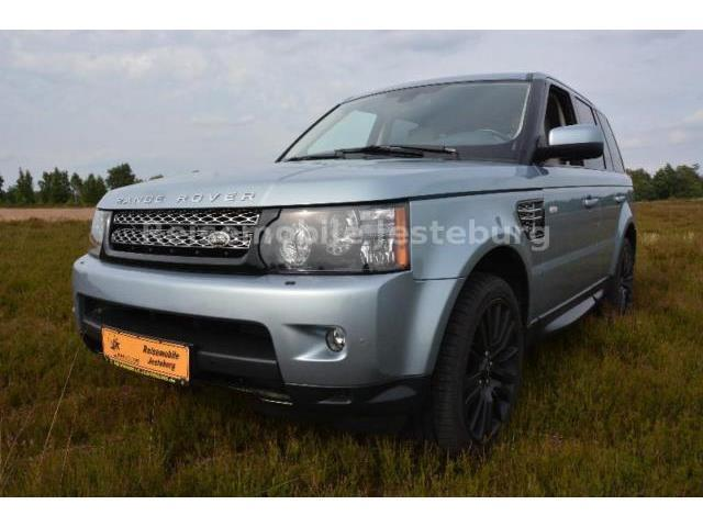 gebraucht range rover sport sdv6 hse land rover range rover sport 2013 km in jesteburg. Black Bedroom Furniture Sets. Home Design Ideas