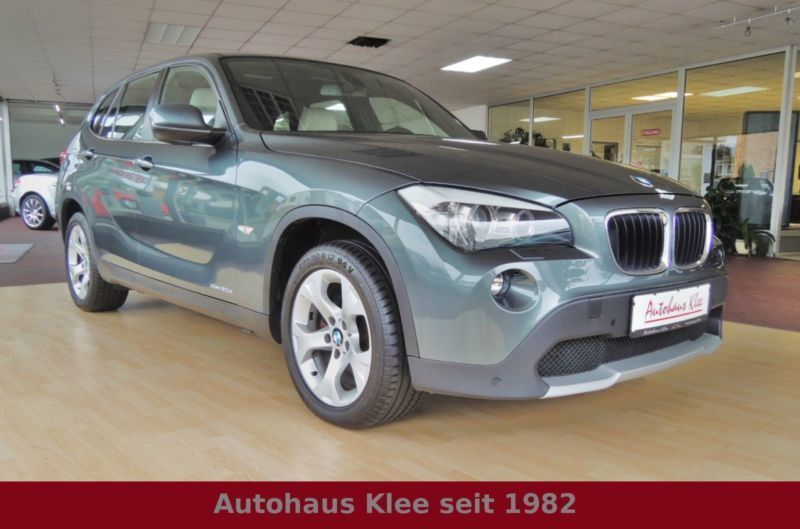 verkauft bmw x1 xdrive 20d automatik gebraucht 2010. Black Bedroom Furniture Sets. Home Design Ideas