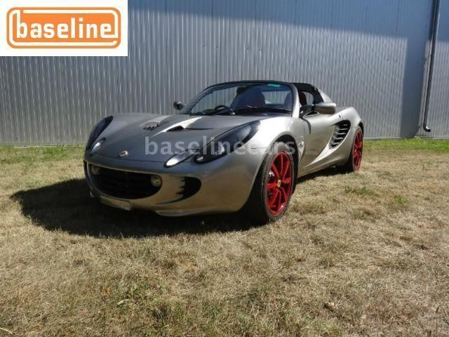 verkauft lotus elise mkii 111r scheckh gebraucht 2004. Black Bedroom Furniture Sets. Home Design Ideas
