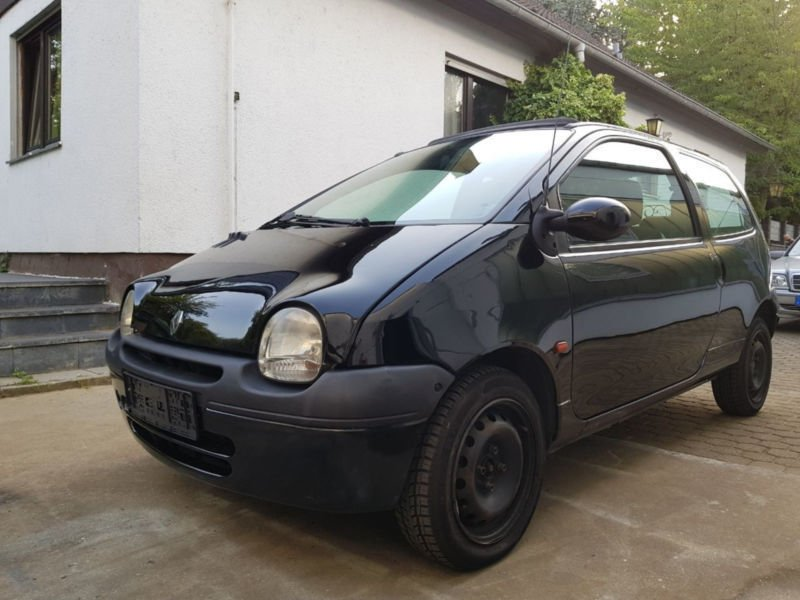 verkauft renault twingo 1 2 gebraucht 2001 km in ludwigsburg. Black Bedroom Furniture Sets. Home Design Ideas