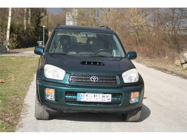 verkauft toyota rav4 d 4d 4x4 limited gebraucht 2002 km in bogen. Black Bedroom Furniture Sets. Home Design Ideas