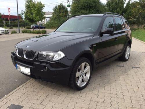 Verkauft BMW X3 2.0d E83 Carbon-Interi., gebraucht 2005, 179.728 km ...