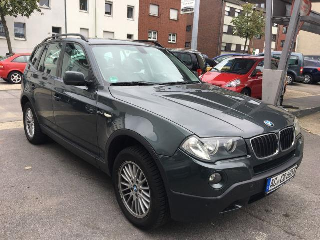 verkauft bmw x3 gebraucht 2008 km. Black Bedroom Furniture Sets. Home Design Ideas
