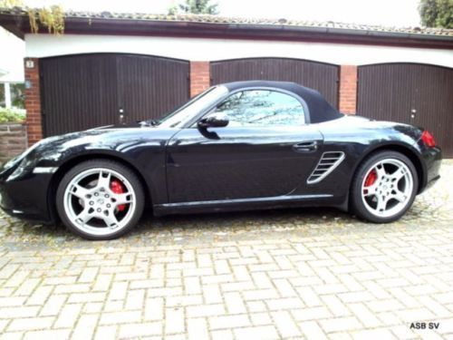 gebraucht porsche boxster s 2008 km in bergkamen. Black Bedroom Furniture Sets. Home Design Ideas
