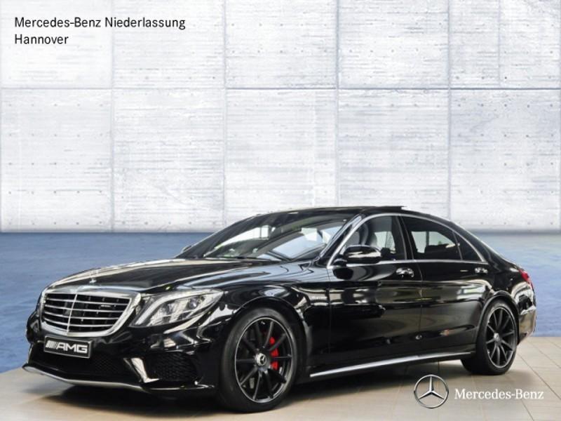 Verkauft Mercedes S63 Amg Amg 4matic L Gebraucht 2015 33 906 Km