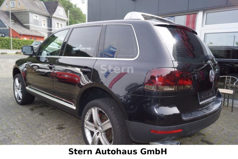 verkauft vw touareg v6 tdi gebraucht 2006 km in freudenberg. Black Bedroom Furniture Sets. Home Design Ideas