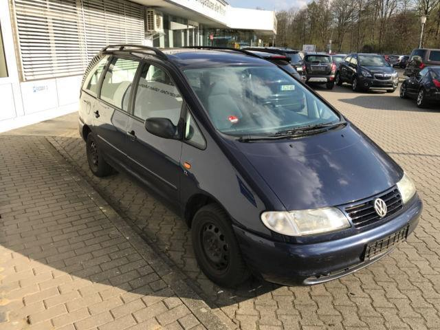 gebraucht 1 9 tdi family vw sharan 1997 km in breisach. Black Bedroom Furniture Sets. Home Design Ideas