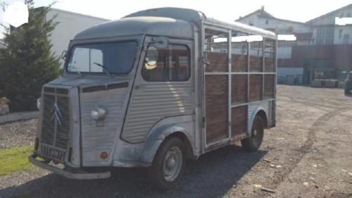 Verkauft Citro N Hy Kastenwagen Gebraucht 1975