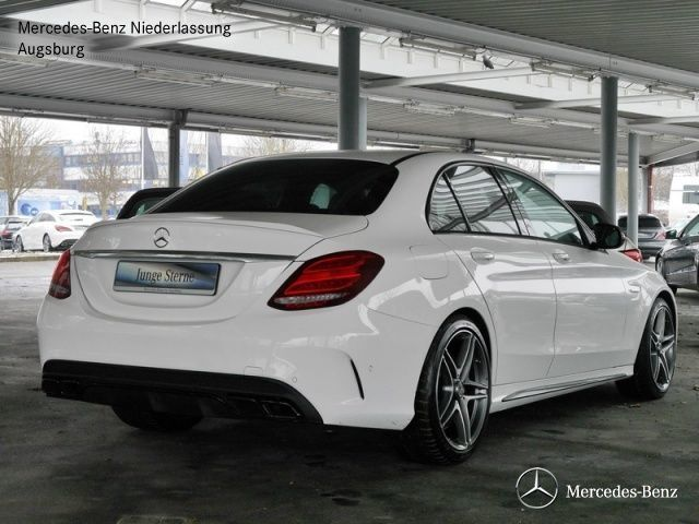 verkauft mercedes c63 amg mercedes amg gebraucht 2015 km in augsburg. Black Bedroom Furniture Sets. Home Design Ideas