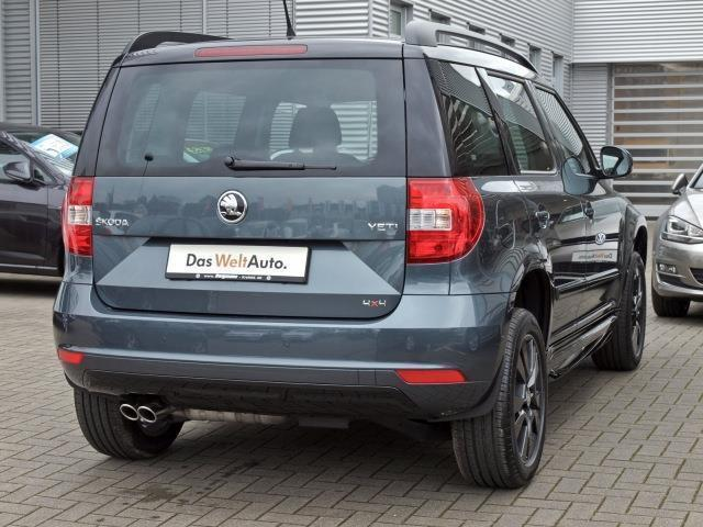 verkauft skoda yeti 2 0tdi monte carl gebraucht 2015 50 km in krefeld. Black Bedroom Furniture Sets. Home Design Ideas