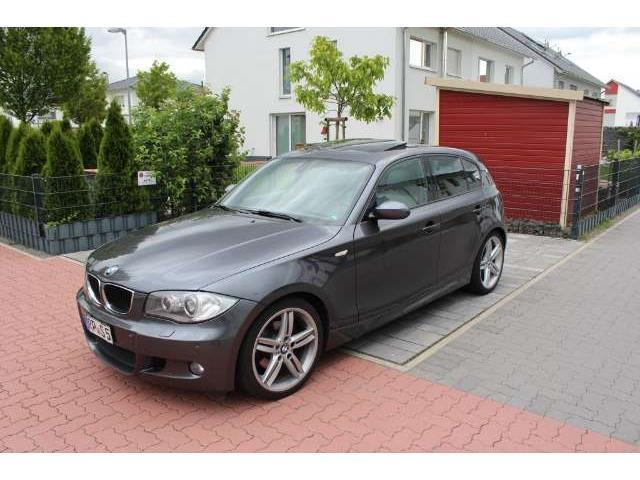 verkauft bmw 118 118 118 1er dpf d dpf gebraucht 2008 km in schifferstadt. Black Bedroom Furniture Sets. Home Design Ideas
