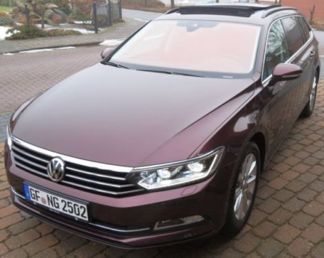verkauft vw passat variant 2 0 tdi dsg gebraucht 2015 km in brome. Black Bedroom Furniture Sets. Home Design Ideas