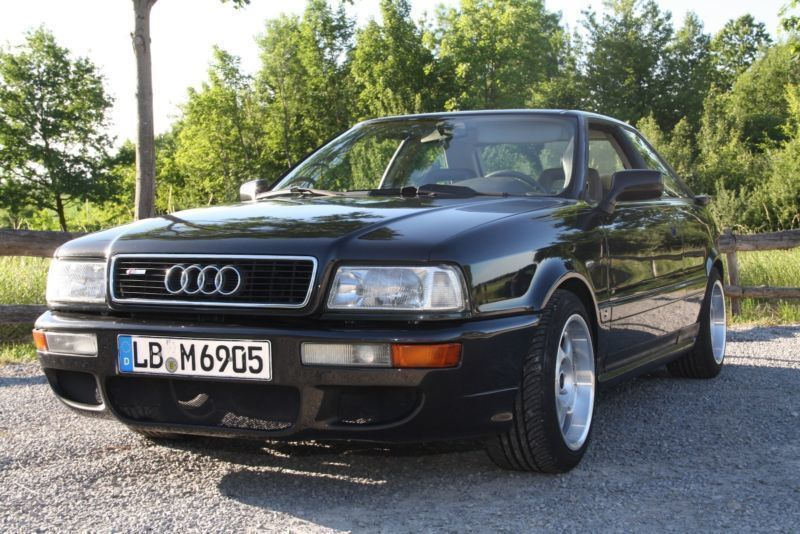 verkauft audi quattro 20v gebraucht 1989 km in bietigheim bissingen. Black Bedroom Furniture Sets. Home Design Ideas