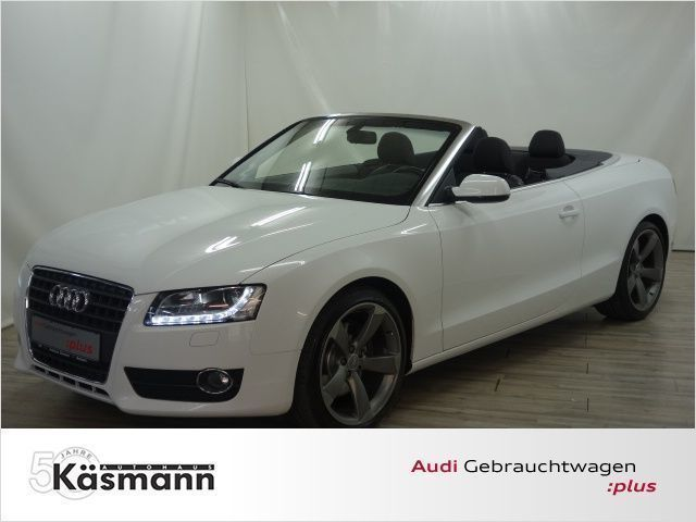 verkauft audi a5 cabriolet 2 0 tfsi mm gebraucht 2009. Black Bedroom Furniture Sets. Home Design Ideas